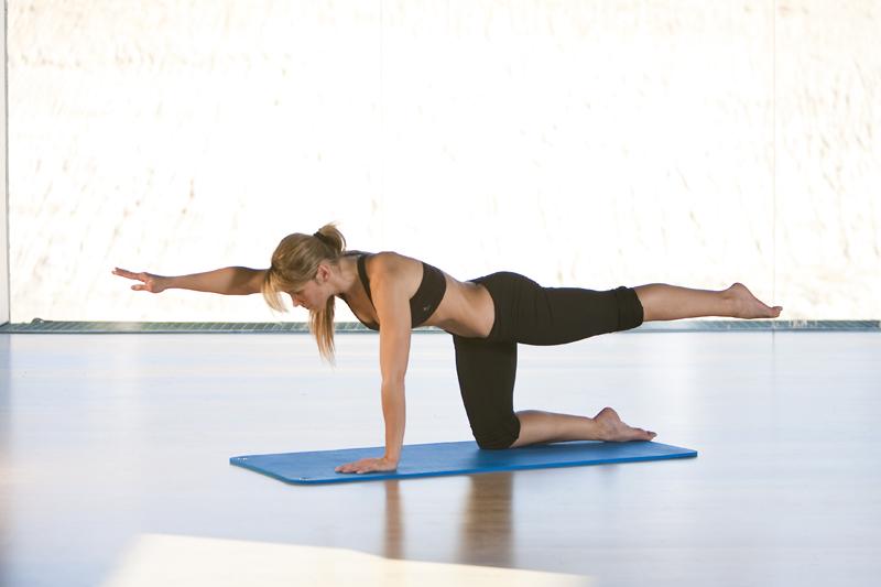 Ejercicios para comenzar en fitness