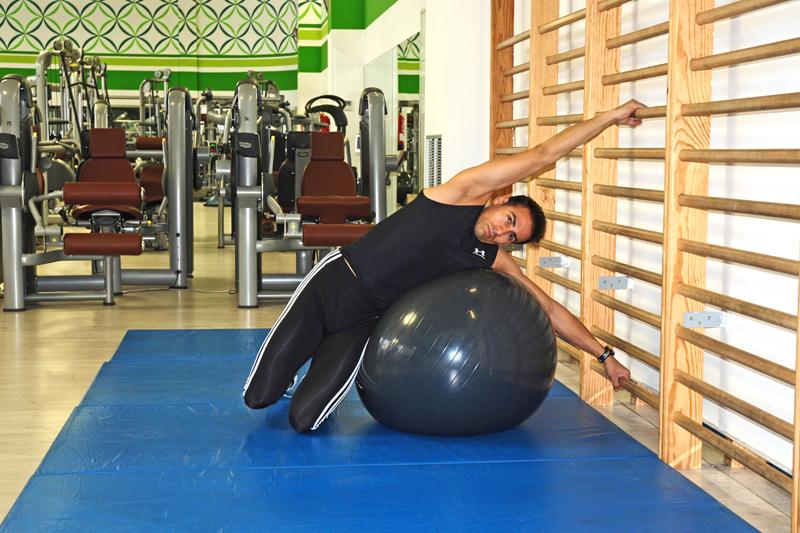 Entrena tu flexibilidad en fitness