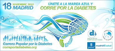 Corre por la diabetes