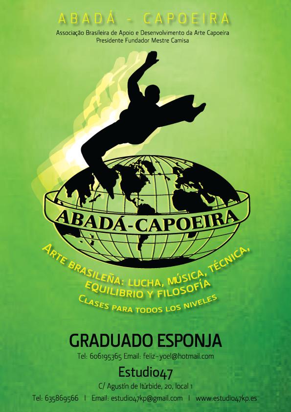 Estudio 47 te invita a probar el arte de la Capoeira