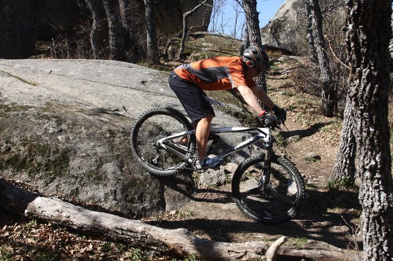 Mountainbike:Bajadas