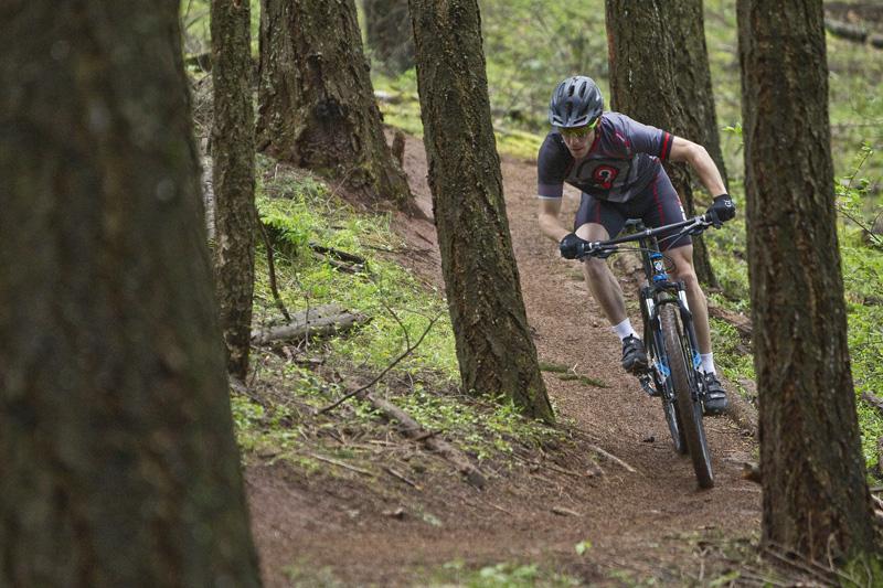 100 km en mountain bike