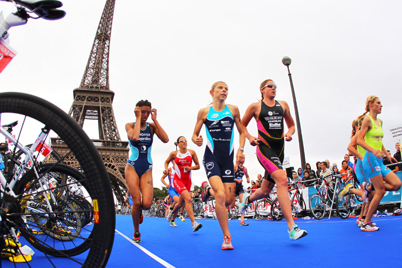 De nadador, ciclista o corredor a triatleta