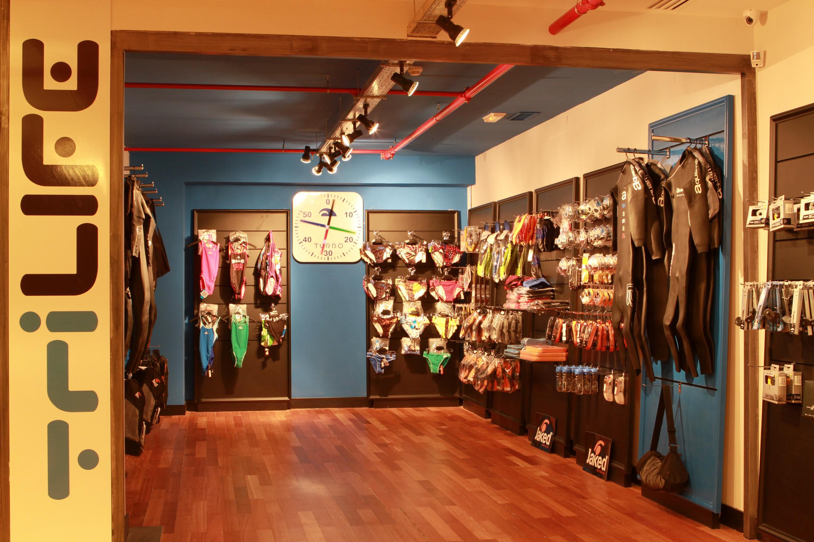 Trilife, la tienda de triatlón en Madrid