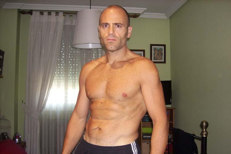 Guillermo Moreno: perder peso para lograr un sueño