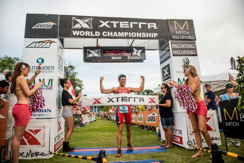 Javier Gómez Noya gana el X-Terra Maui 2012