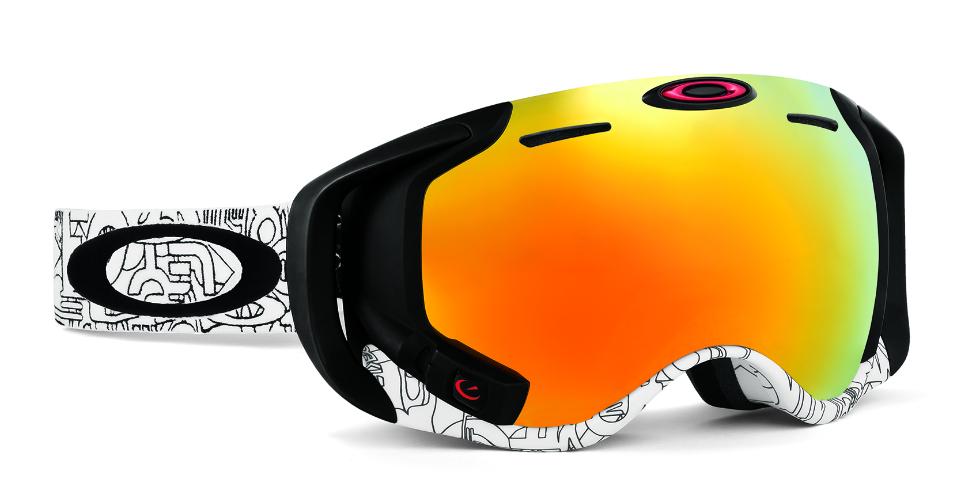Oakley lanza las gafas para nieve Airwave