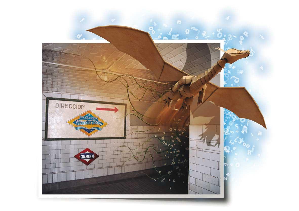 Descubre 'la estación mágica' con tus niños, del 6 al 23 de diciembre