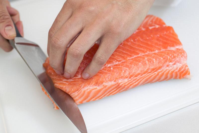 Cómo elegir un buen pescado