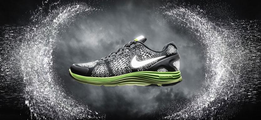 Colección zapatillas Nike Shield 2012