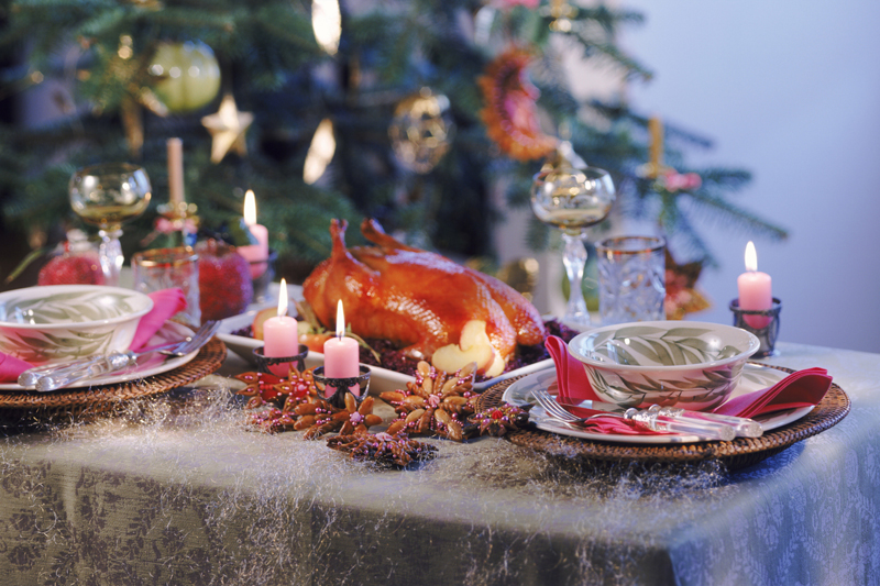 Estrategias para una navidad más sana