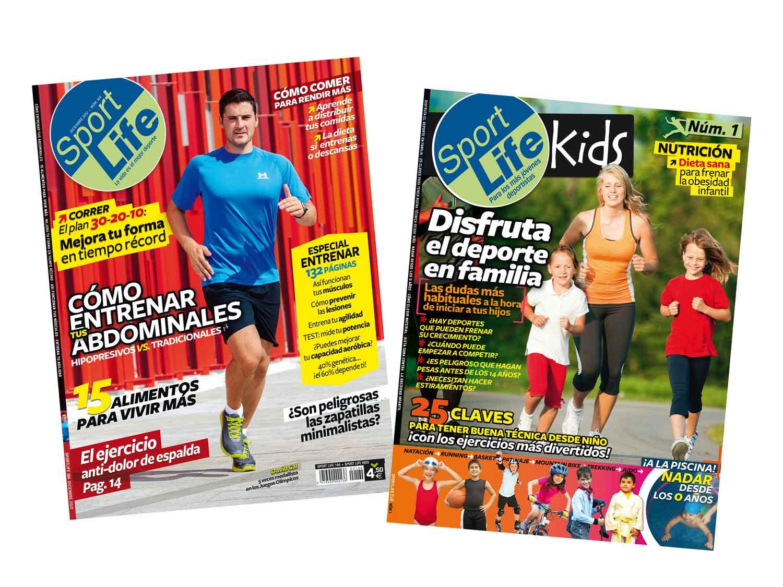 El doble de Sport Life este mes de diciembre