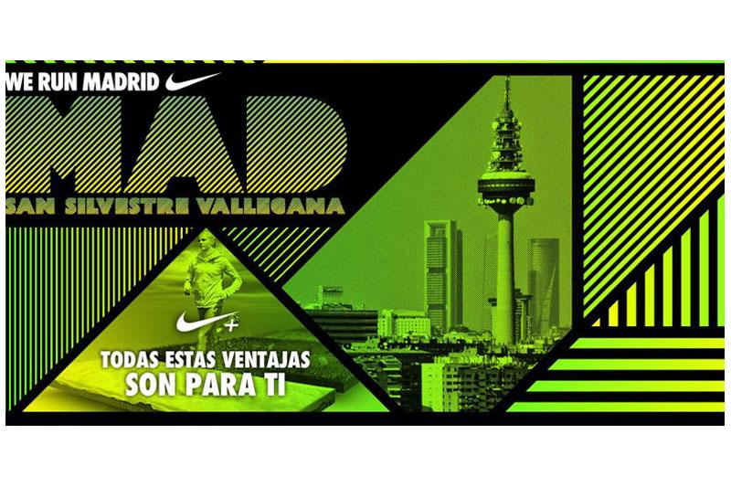 Sport Life y Nike preparan a las chicas para la San Silvestre vallecana