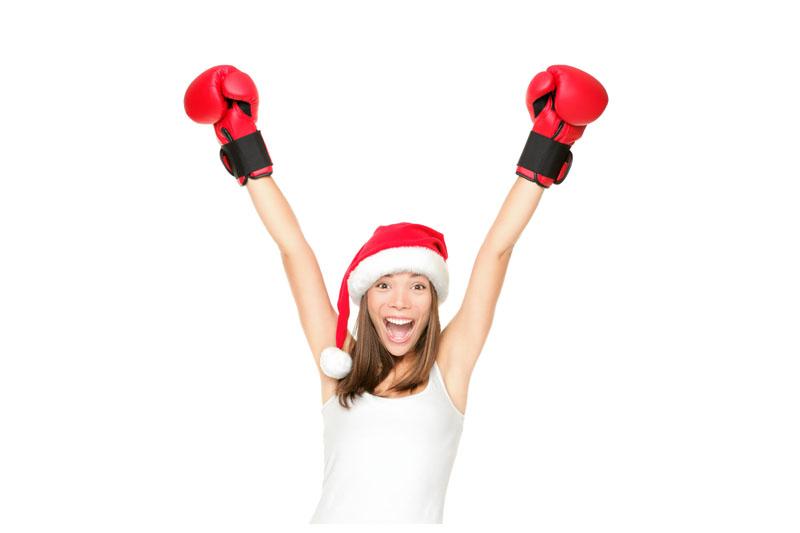 Trucos para no engordar en Navidad