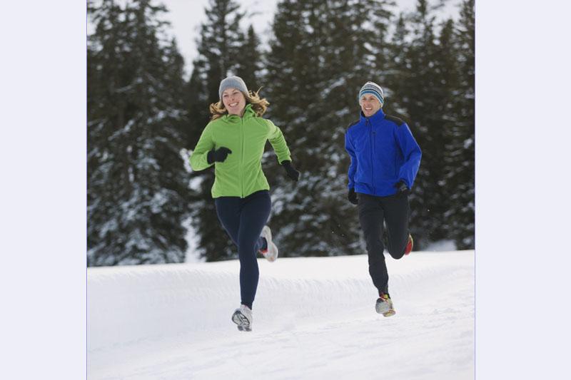Navidades sanas y sabrosas para corredores