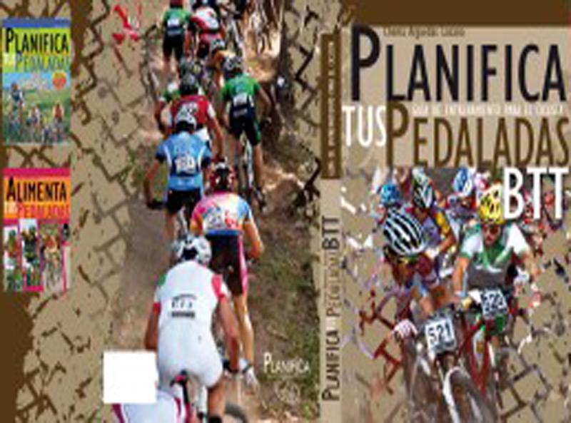 Llega el nuevo libro de Chema Arguedas Planifica tus pedaladas BTT