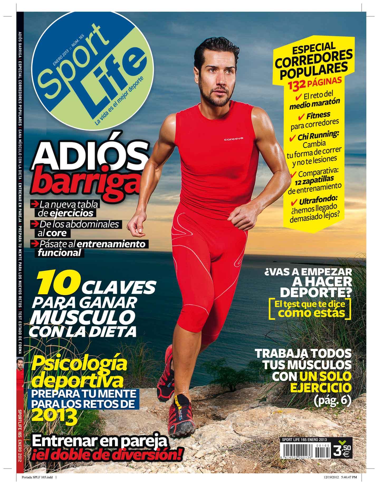 Sumario Sport Life 165 enero 2013