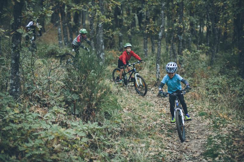 ¡A la bici! Claves para iniciar a los niños en bicicleta