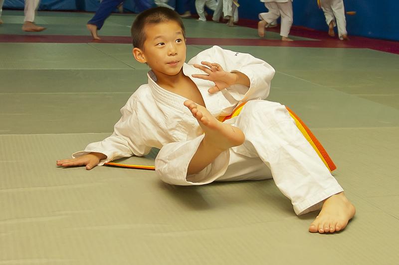 Claves para niños para ganar un combate en judo