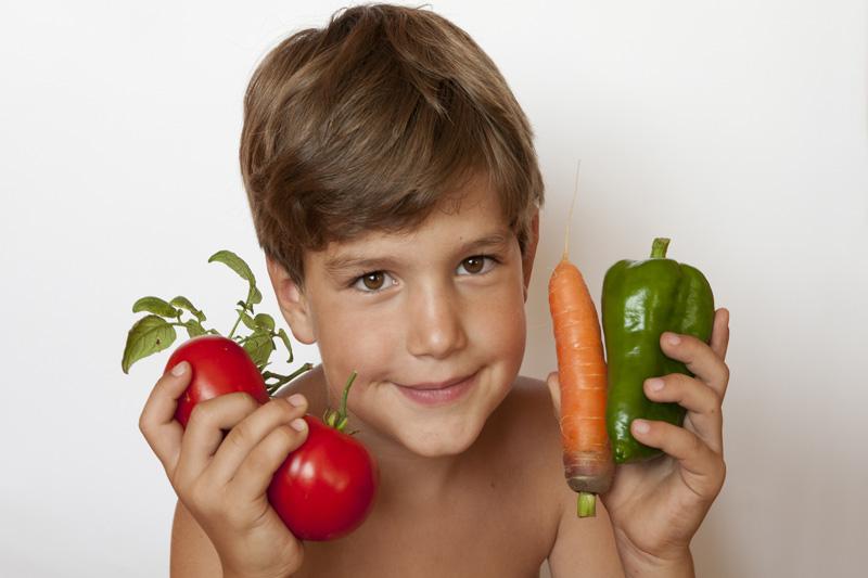 Guía de vitaminas y minerales para niños