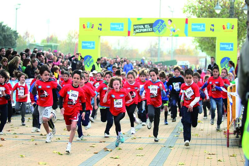 Llega a la web de Sport Life el especial niños y deporte