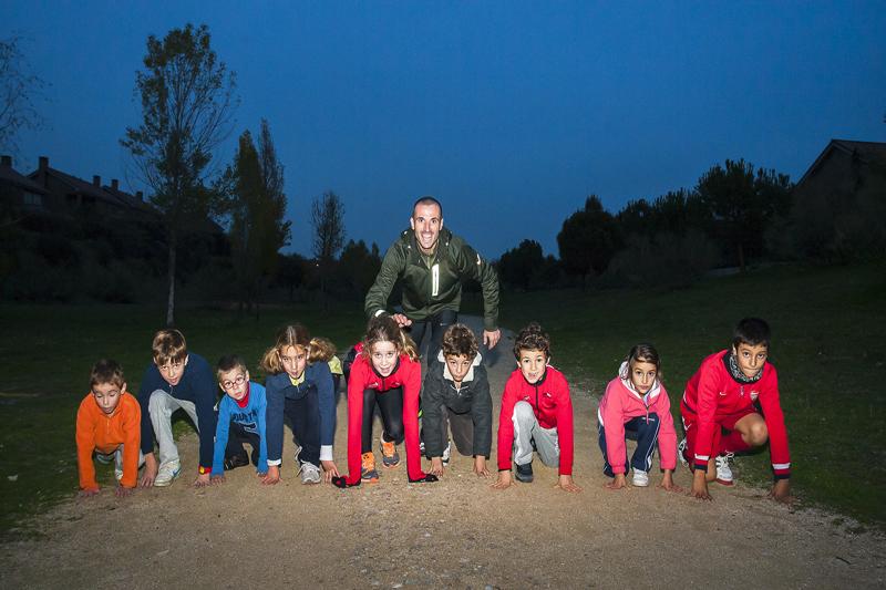 Disfruta corriendo: juegos de running para niños