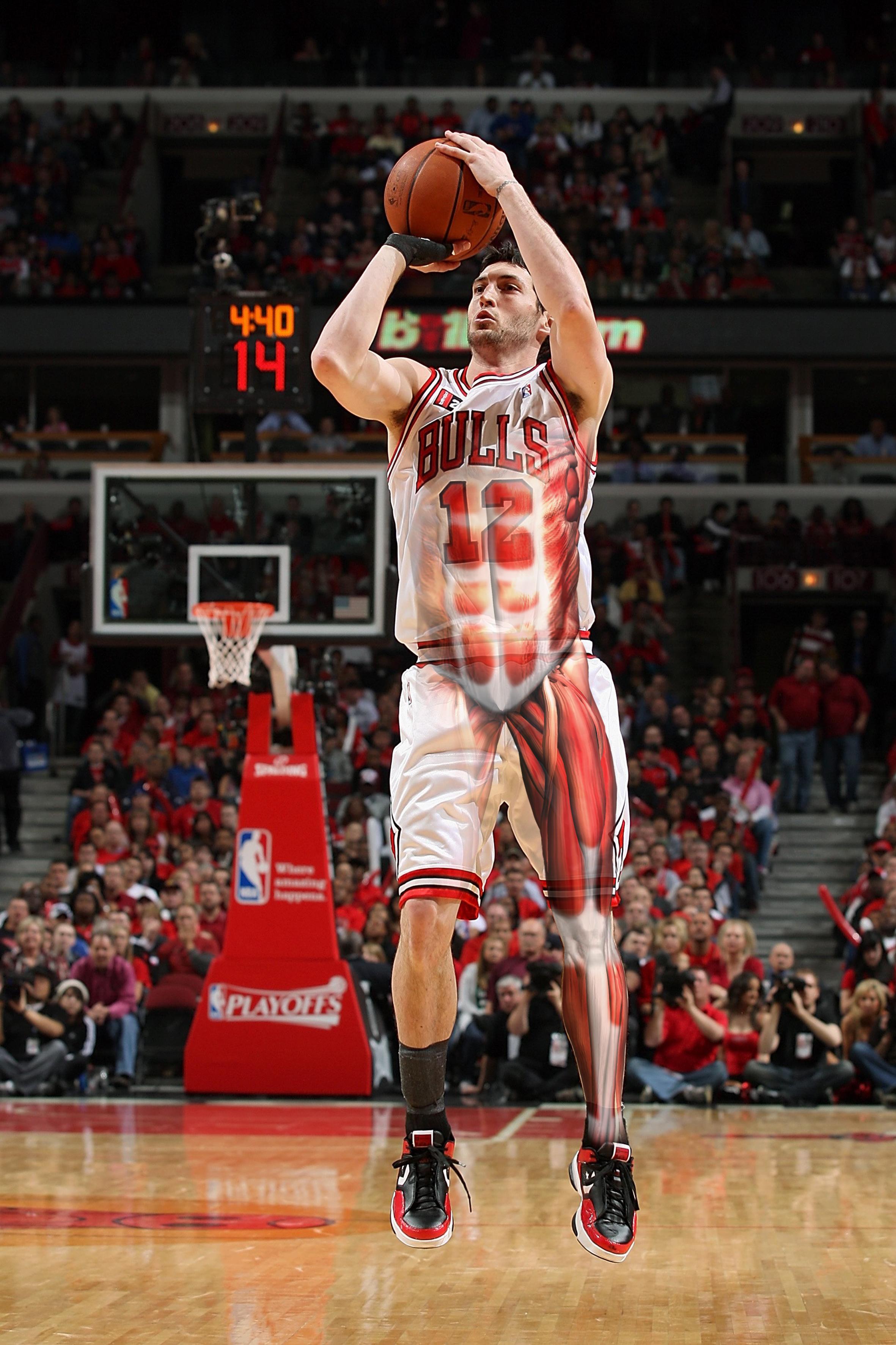 El gesto deportivo: salto vertical