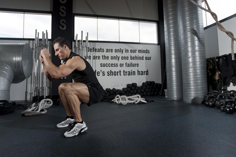 Aumenta tu potencia de piernas