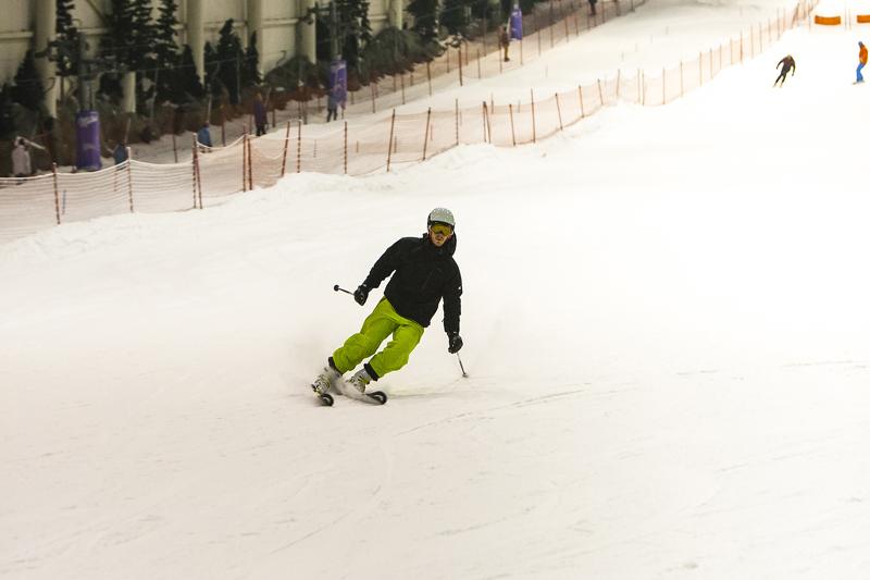Esquí: corrige tus errores