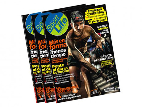 Ya está a la venta el número de febrero de Sport Life