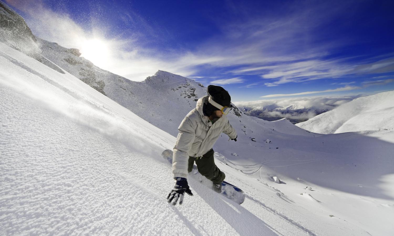 """Los """"deberes"""" del snowboard: 5 tareas para mejorar"""