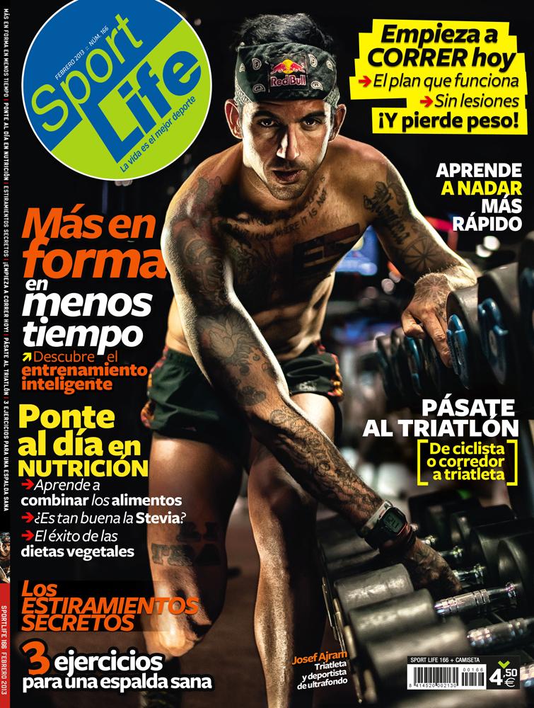 Sumario Sport Life 166 febrero 2013