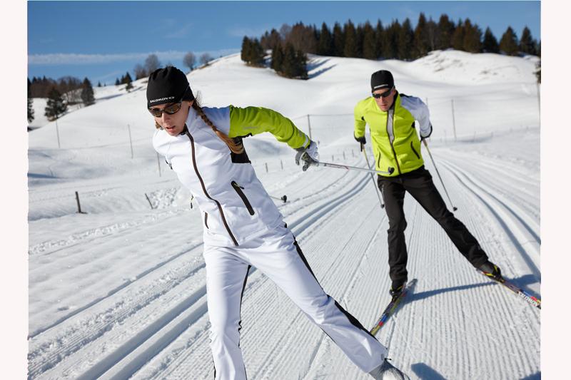 Deporte, naturaleza y aprendizaje con Salomon Nordic Camp