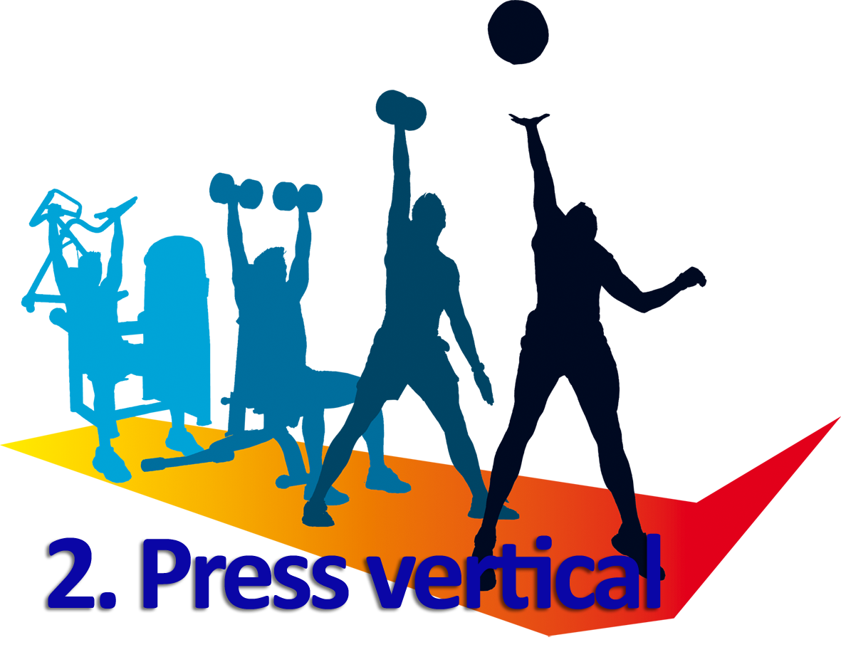 Progresiones Funcionales 2: Press vertical