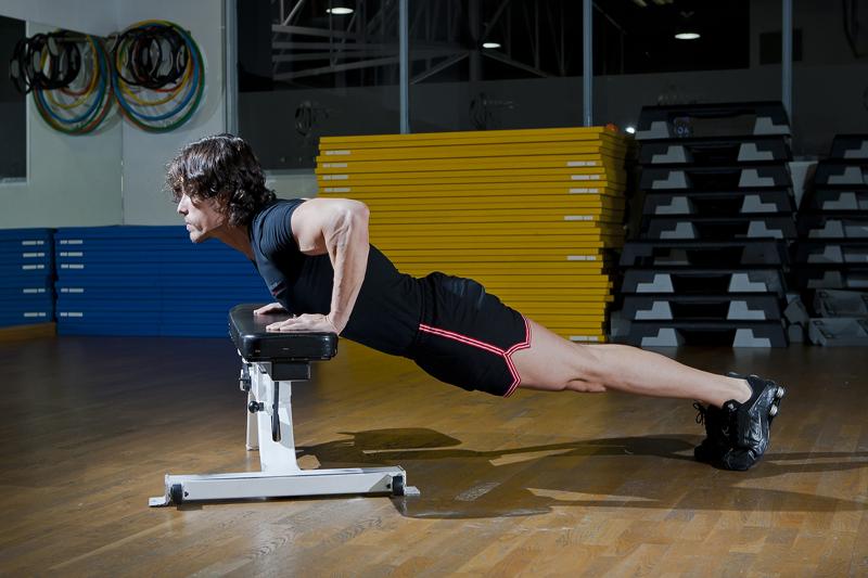 Entrenamiento express, el cuerpo que quieres con 20 minutos al día: Sesión A