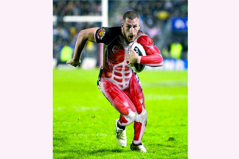 El gesto deportivo: el sprint