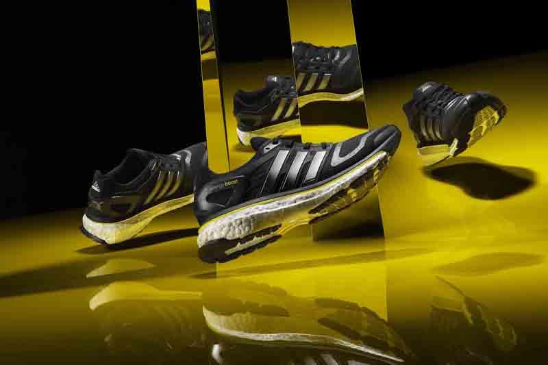 """Adidas presenta la """"Energy Boost"""", una nueva zapatilla con un innovador sistema de amortiguación"""