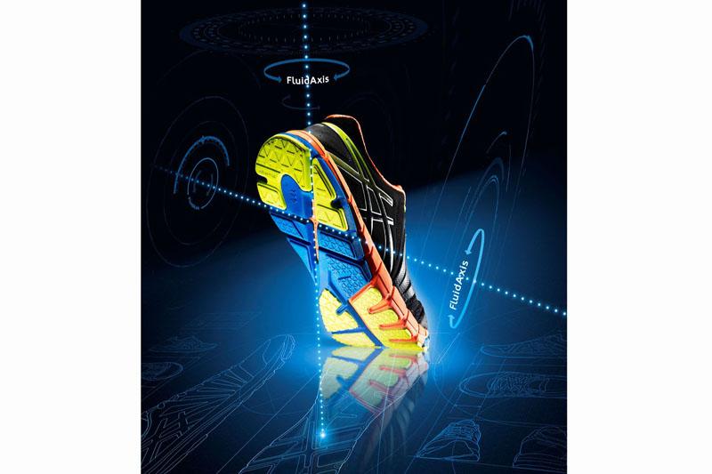 Llega la segunda generación de Asics 33 Natural Running