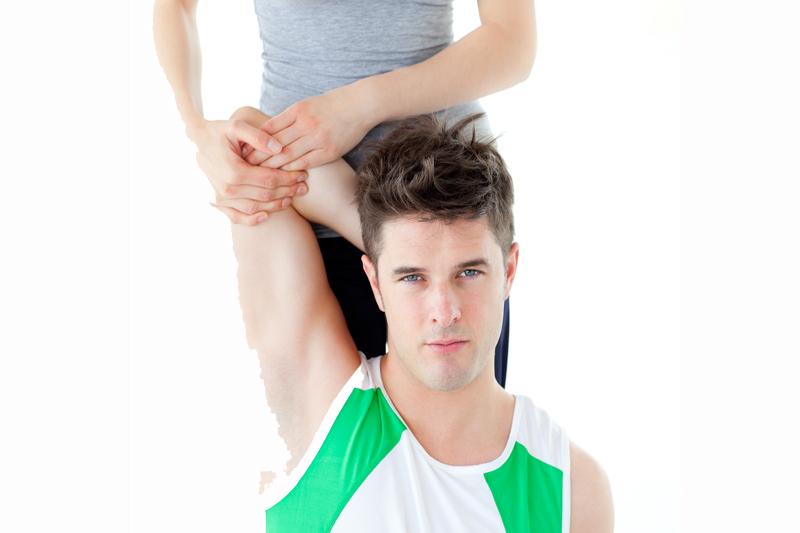 """""""Repárate"""" los músculos: conviértete en tu propio masajista"""