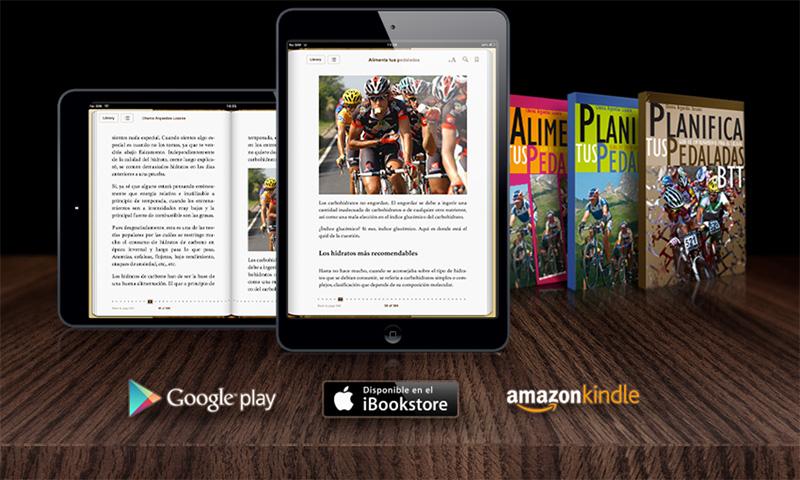 Planifica tus pedaladas ya está disponible en versión digital