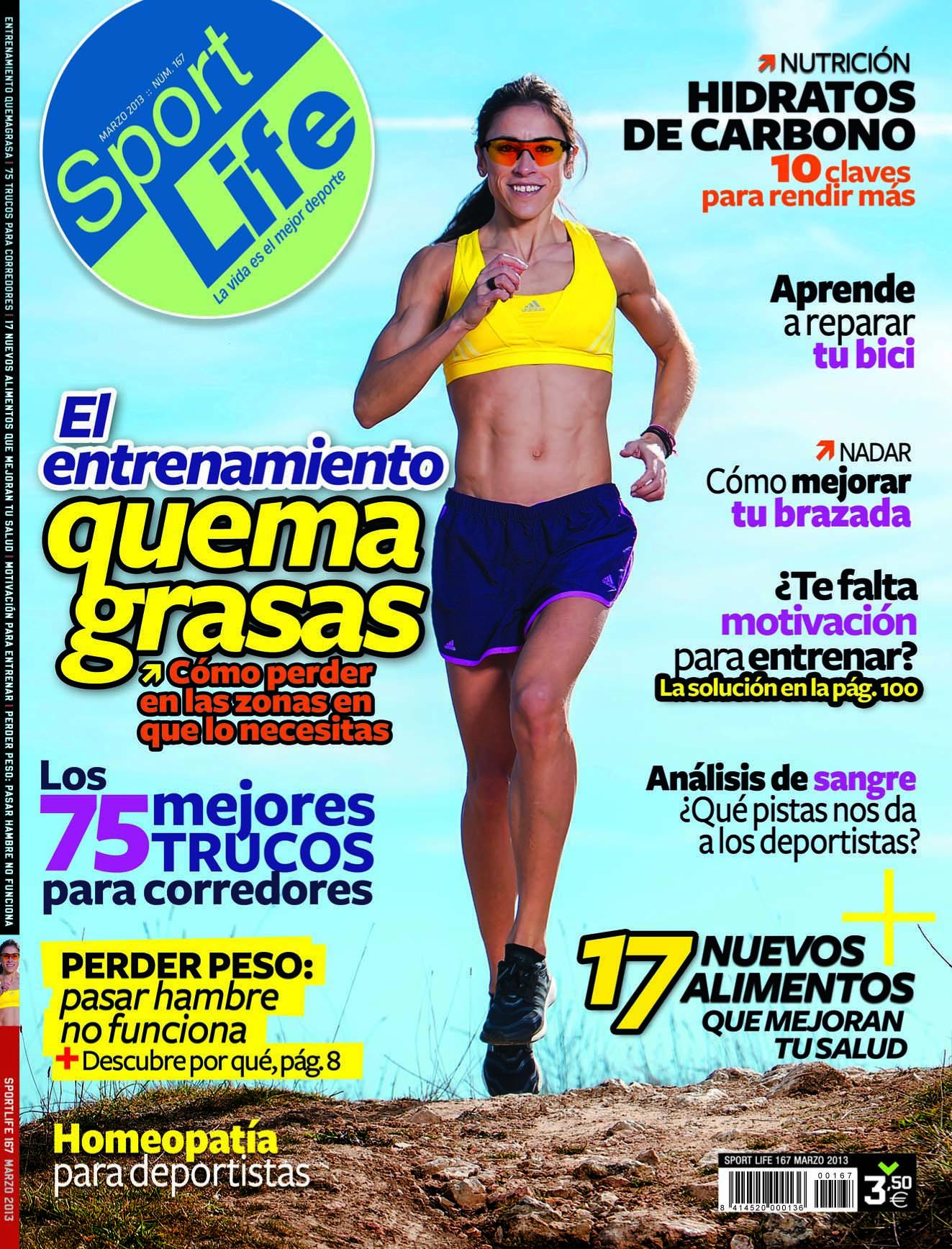 Sumario Sport Life 167 marzo 2013