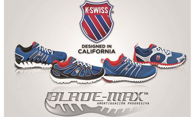 K- Swiss renueva su colección 2013 de zapatillas de running