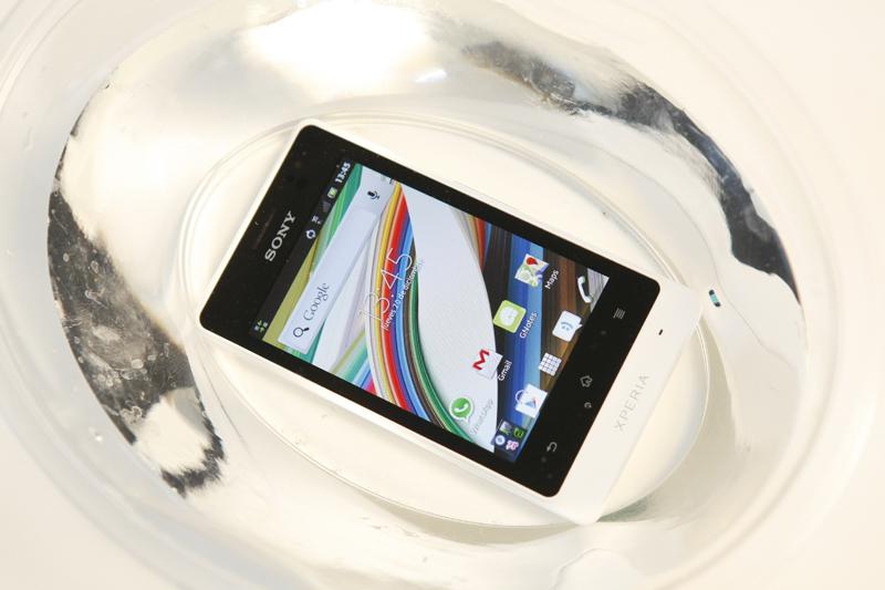 Ya tenemos el ganador del móvil Sony Xperia Go