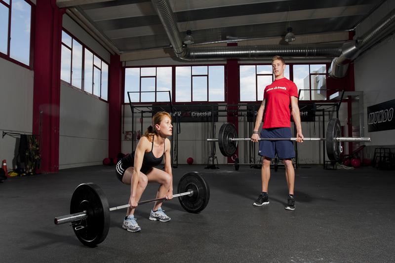 CrossFit para novatos