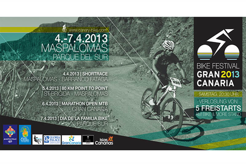 Prepárate para el próximo Bike Festival Gran Canaria