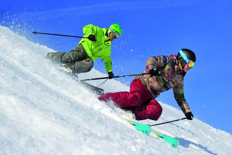 Ski Freeride ¡Siéntete libre!