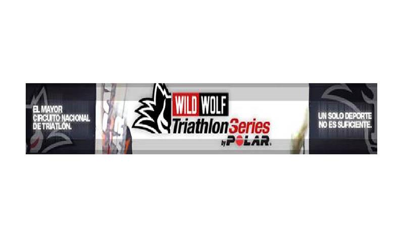 Málaga estrenará en octubre su primera edición de las WILD WOLF Triathlon Series by POLAR