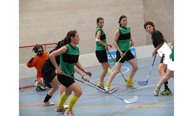Unihockey: Coge el stick y corre