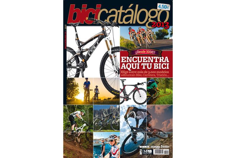 Bicicatálogo 2013: 3000 bicis en tus manos