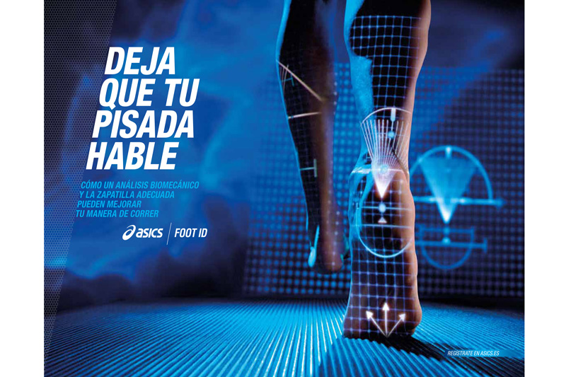 Mejora tu forma de correr y evita lesiones con Asics
